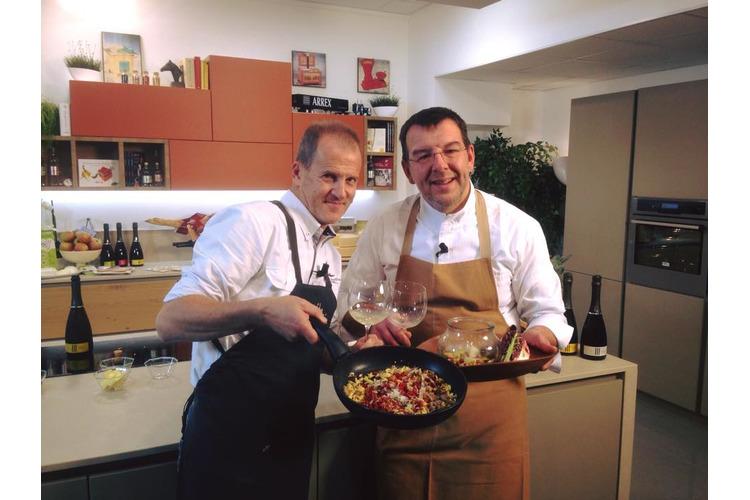 FORCHETTE STELLARI - Chef Alessandro Gavagna
