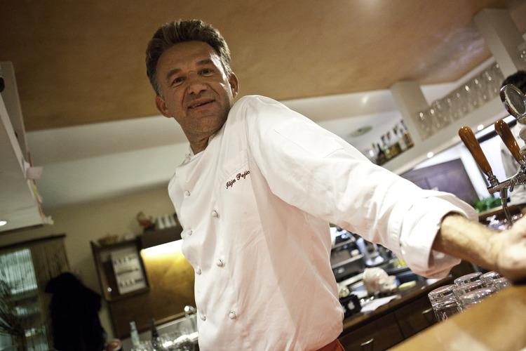 FORCHETTE STELLARI - Chef Ilijia Pejic