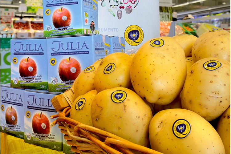 CO.PRO.PA. patate supermercato